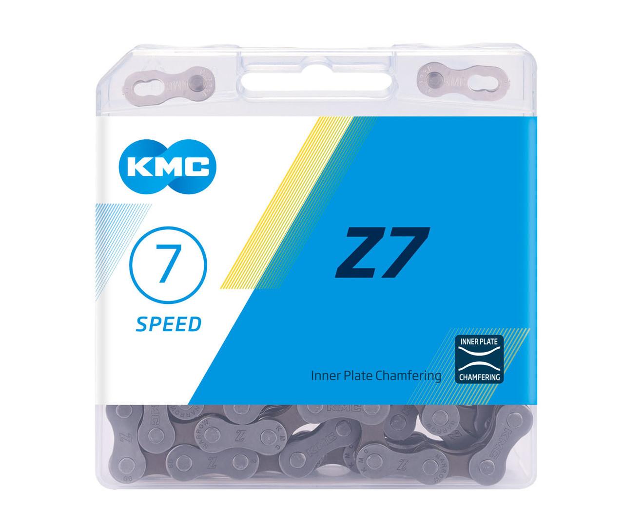 Цепь KMC Z7  (6/7скоростей)