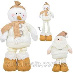 """Новогодняя игрушка """"Санта"""" 65 см"""
