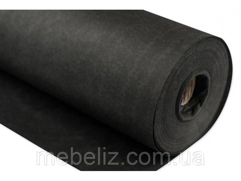 Флизелин плотность 100 гр/м2 черный