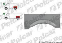 Крыло задн лев (р/к верхн коротк/длин база) Mercedes Vito 639