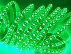 """Светодиодная лента smd3528 """"Эконом"""" двойная плотность,MTK-600GF3528-12 №1 9,6W IP65 Зелёный 1012084, фото 2"""