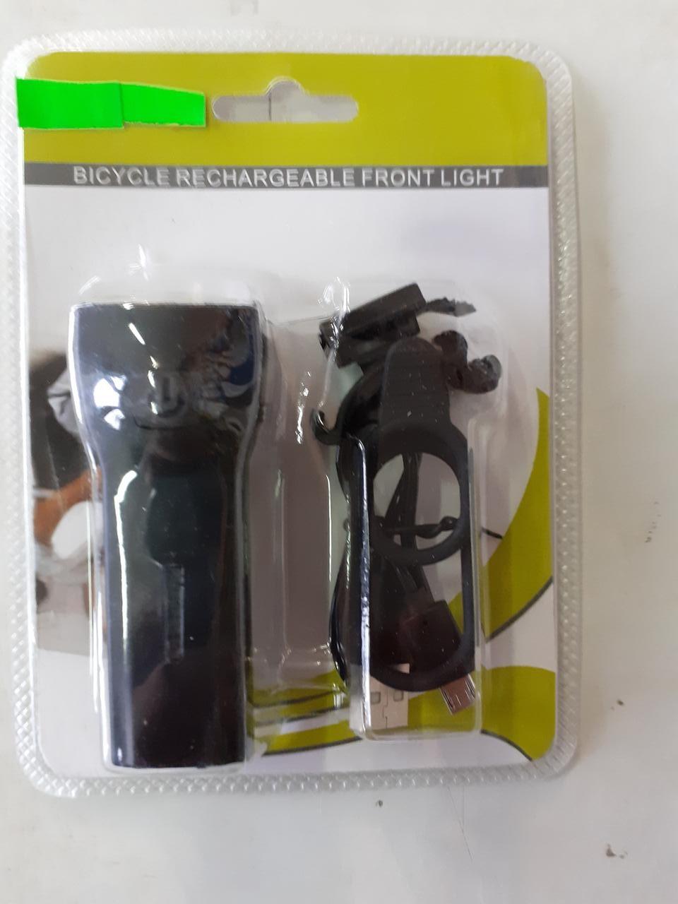 Фара с зарядкой  USB