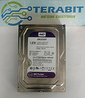 Жорсткий диск Western Digital Purple 1TB 64MB 5400rpm WD10PURX 3.5 SATA III