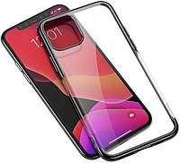 Чехол Baseus для iPhone 11 Pro Shining Case, Black (ARAPIPH58S-MD01), фото 1