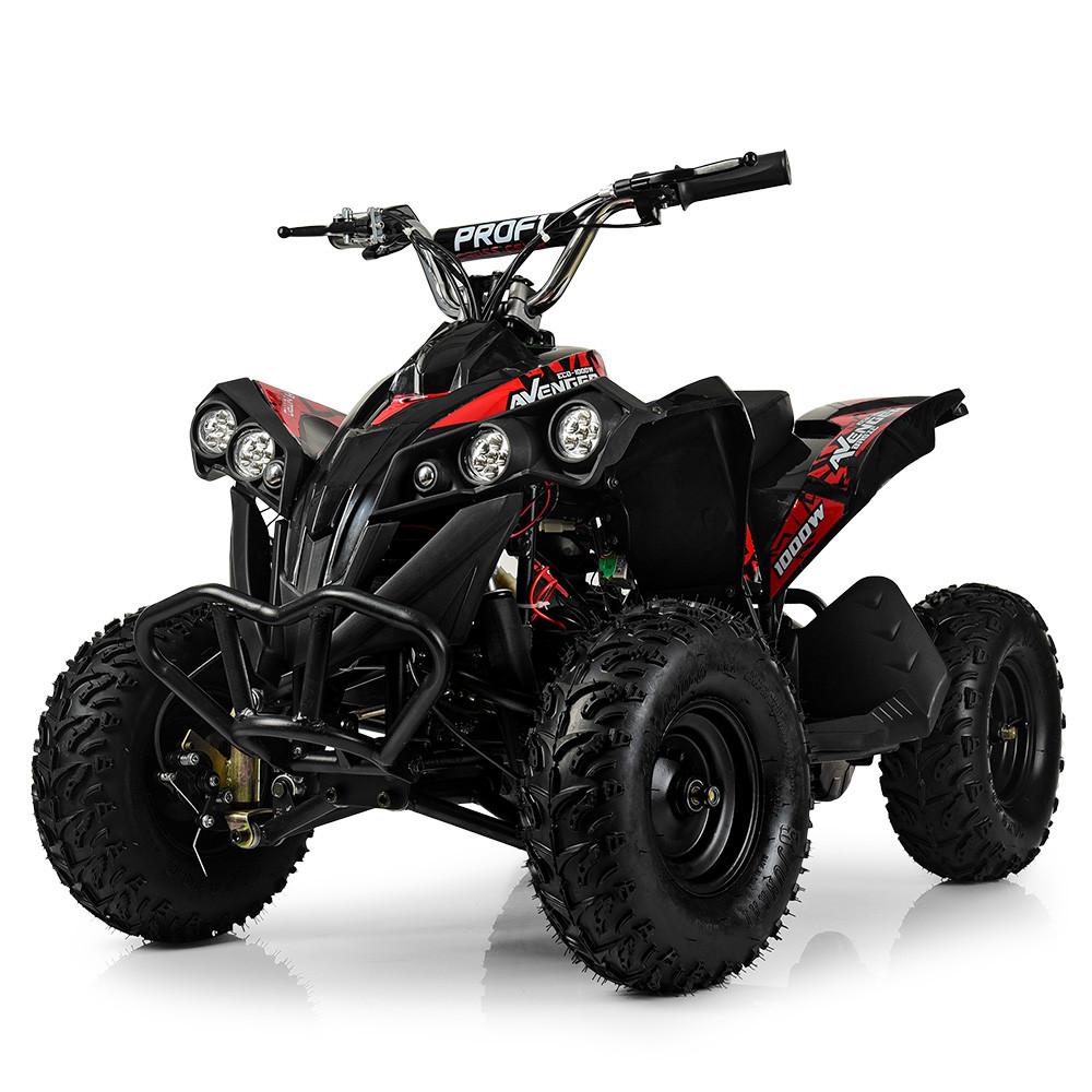 """Дитячий квадроцикл """"PROFI"""" HB-EATV 1000Q-2ST, чорний"""