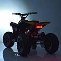 """Дитячий квадроцикл """"PROFI"""" HB-EATV 1000Q-2ST, чорний, фото 6"""