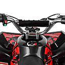 """Дитячий квадроцикл """"PROFI"""" HB-EATV 1000Q-2ST, чорний, фото 4"""