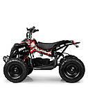 """Дитячий квадроцикл """"PROFI"""" HB-EATV 1000Q-2ST, чорний, фото 3"""