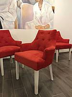 Стул -Рикко-. Деревянный, мягкий стул для кафе, ресторана.