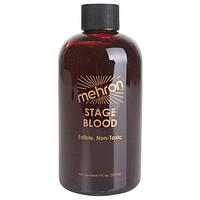 Искусственная кровь на Хэллоуин Mehron (яркая)