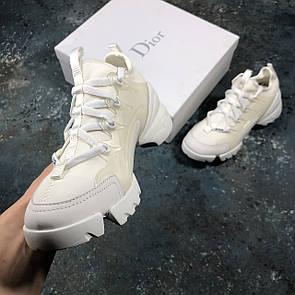 Кроссовки Женские Dior White