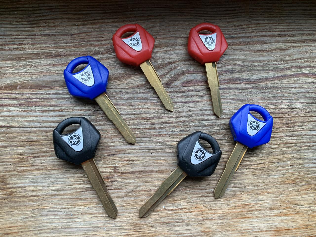 Заготовки мото ключей Yamaha