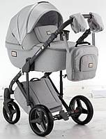 Дитяча універсальна коляска 2 в 1 Adamex Luciano Deluxe Q-348