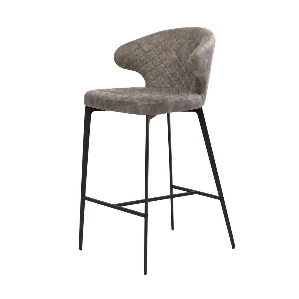 Барный стул KEEN (Кин) шедоу грей в ткани  от Concepto