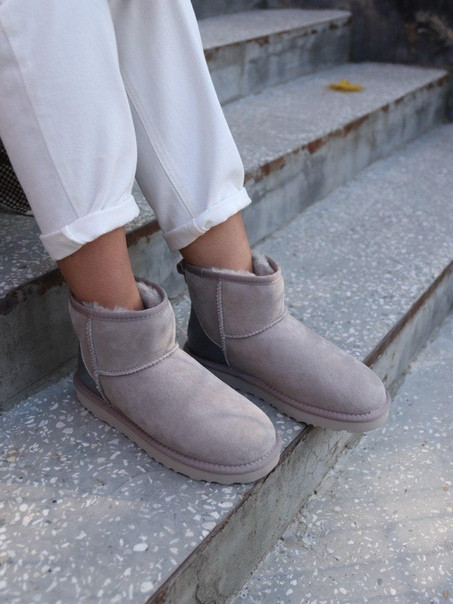 Женские Ugg Mini Mokko Metallic