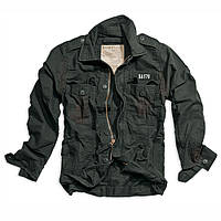 Куртка Surplus Heritage Vintage Jacket Schwarz Ge M Черный 20-3587-63-M, КОД: 260219