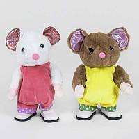 Мягкая игрушка Мышка Ходит и поёт символ года 2020