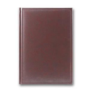 Ежедневник датированный 2020 BRISK OFFICE MIRADUR Стандарт А5 (14,2х20,3) бордо, фото 2