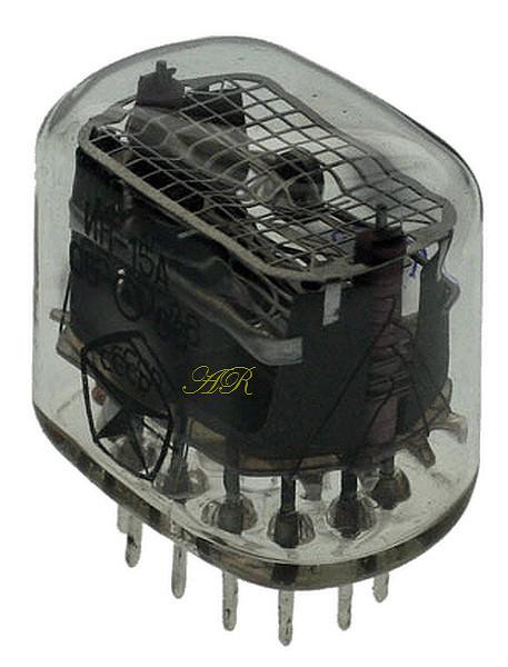 Лампа ИН-15А индикатор тлеющего разряда