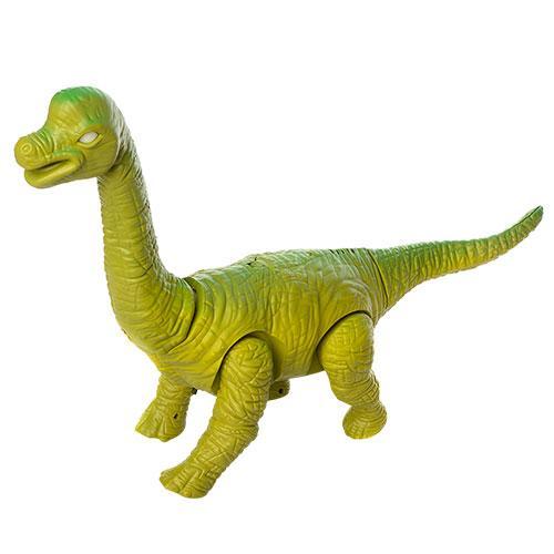 Динозавр игрушечный со светом и звуком 9789-78 ходит несет яйца проектор