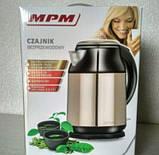Чайник электрический MPM MCZ-91 1.7 л, фото 4