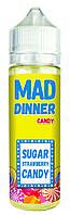 Жидкость Mad Dinner Candy 0 мг 60 мл