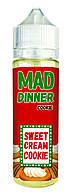 Жидкость Mad Dinner Cookie 0 мг 60 мл
