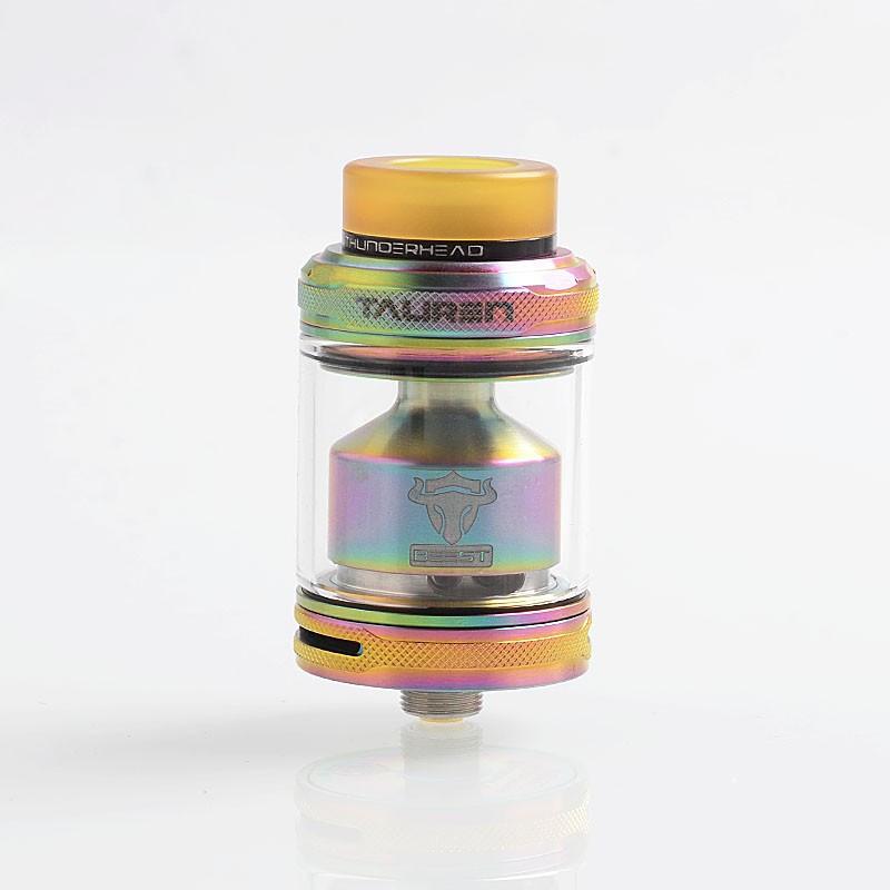 Атомайзер THC Tauren RTA Rainbow