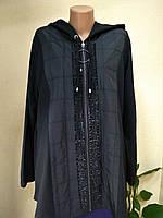 Женская осенняя куртка размера батал