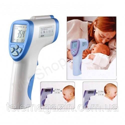 бесконтактный цифровой термометр