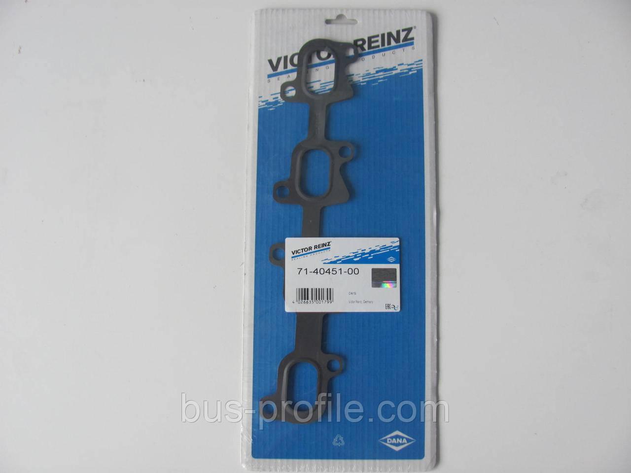 Прокладка выпускного коллектора MB Sprinter 2.2 CDI OM651 — REINZ — 71-40451-00