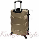 Комплект чемодан и кейс Bonro 2019 большой шампань (10501208), фото 3