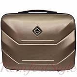 Комплект чемодан и кейс Bonro 2019 большой шампань (10501208), фото 5