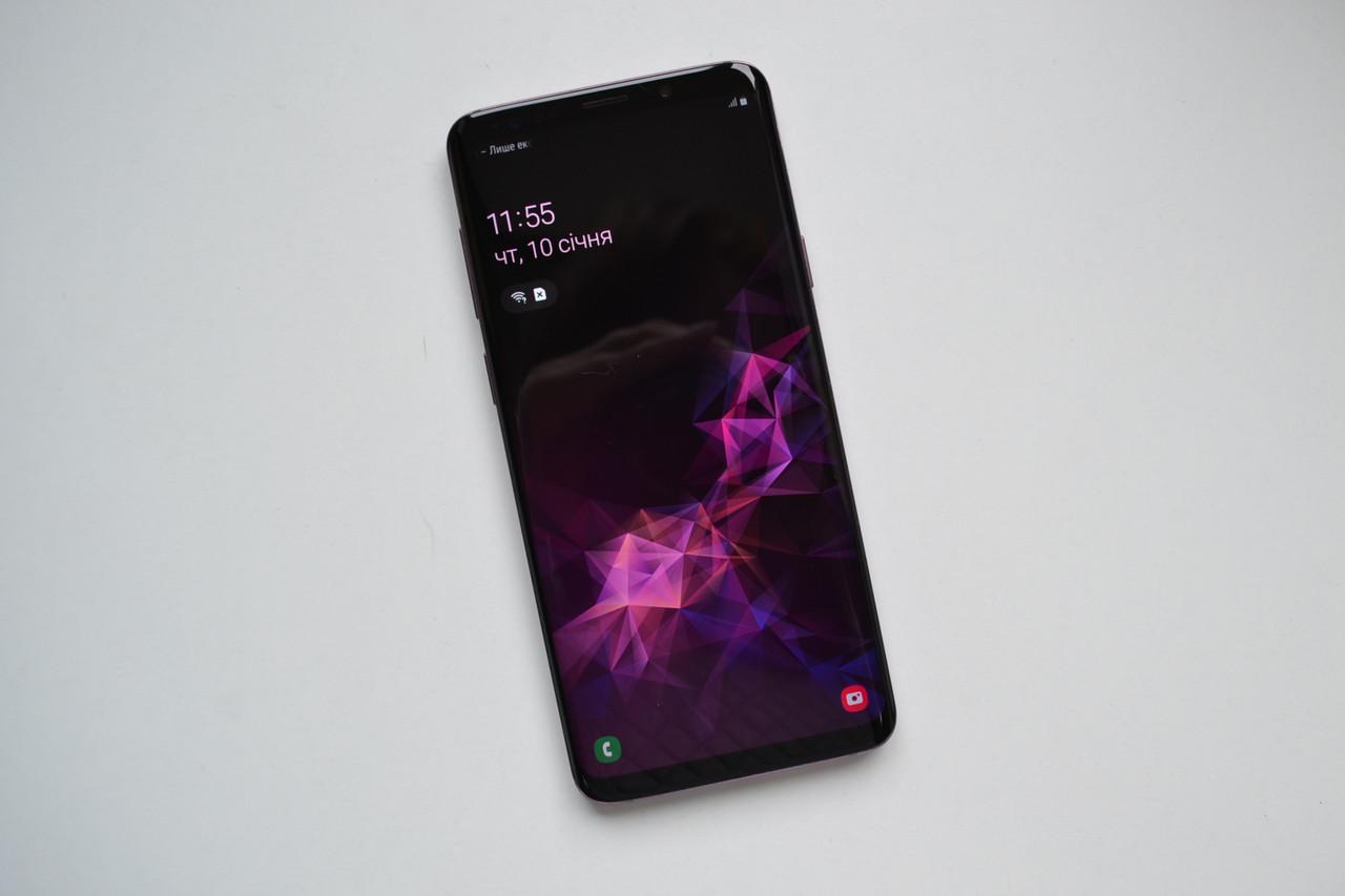 Samsung Galaxy S9+ Plus 64Gb SM-G965U Lilac Purple Оригинал!