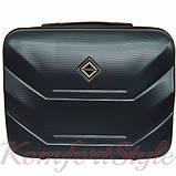 Комплект чемодан и кейс Bonro 2019 маленький изумрудный (10501009), фото 5
