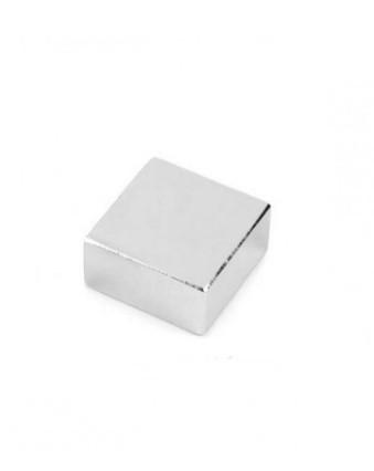 Прямоугольный неодимовый магнит 60х15х14 мм, сила сцепления 45 кг, намагниченность N52