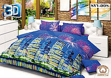 Двуспальный Макси комплект постельного белья, фото 3