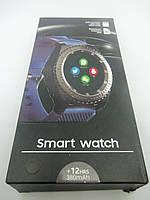 Розумні смарт-годинник Smart Watch Z4 Black