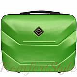 Комплект чемодан и кейс Bonro 2019 маленький  салатовый (10501005), фото 5