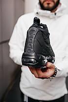 Мужские кроссовки Nike Air Max 95 Sneakerboot All Black, фото 3