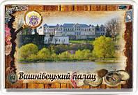 """Магніт акриловий """"Вишнівецький палац"""" 50х75"""