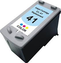 Картридж MicroJet для Canon PIXMA MP140/460 аналог CL-41C (0617B025) Color (CC-H41C)