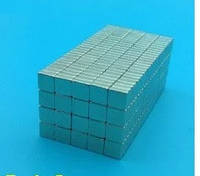 Неодимовый магнит 5x4x2 мм, 600г, N42