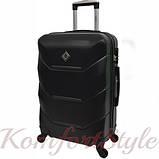 Комплект чемодан и кейс Bonro 2019 средний чёрный (10501107), фото 3