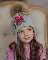 На какие детские шапки наибольший спрос в этом сезоне?
