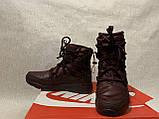 Черевики Nike Tanjun High Rise Burgundy Оригінал AO0355-002, фото 9