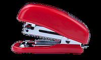 Степлер пластиковий Міні до 10арк. (скоби №10), червоний