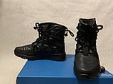 Черевики Nike Tanjun High Rise Burgundy Оригінал AO0355-002, фото 3