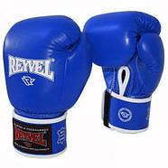 Боксерські рукавички Reyvel (шкіра), 14 унцій, фото 2