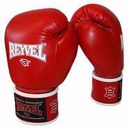 Боксерські рукавички Reyvel (шкіра), 14 унцій, фото 3